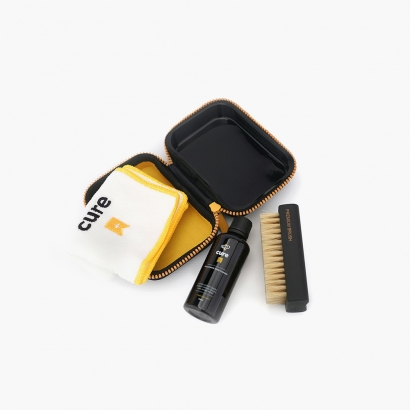 Crep Cure Protect Cleaning Kit Μαύρο - Άσπρο