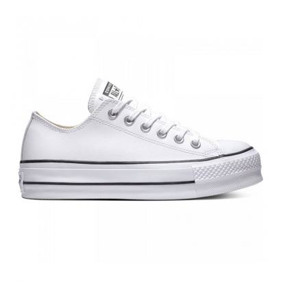 Converse Womens CT All Star Lift Clean Leather OX