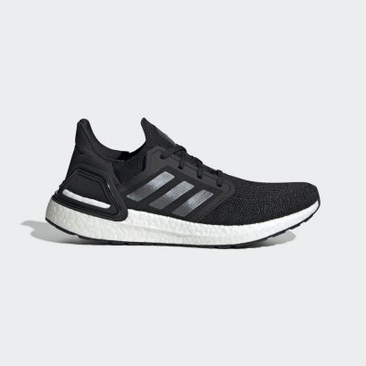 adidas Performance Mens Ultraboost 20 Μαύρο - Άσπρο