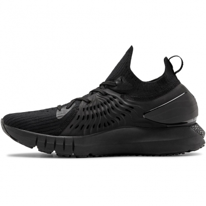 Under Armour Mens Hovr Phantom Rn Τριπλό Μαύρο