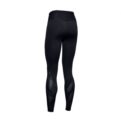 Under Armour Womens Rush Vent Leggings Μαύρο